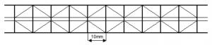 polikarbonatas 6 sienis