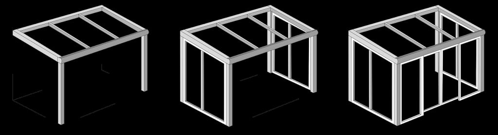 solar-roof modeliai