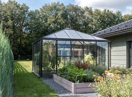 Stikline oranzerija Tetra – Gardenis