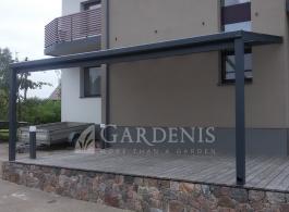 gardenis-stogas-masinai