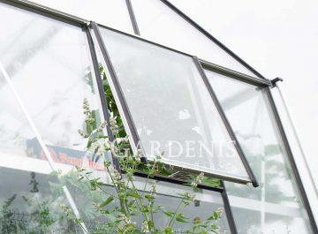 langas siltnamiui Gardenis