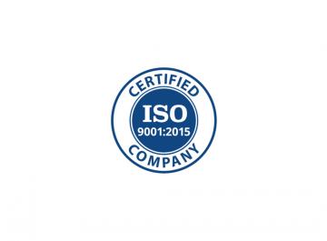 ISO 9001:2015 Gardenis