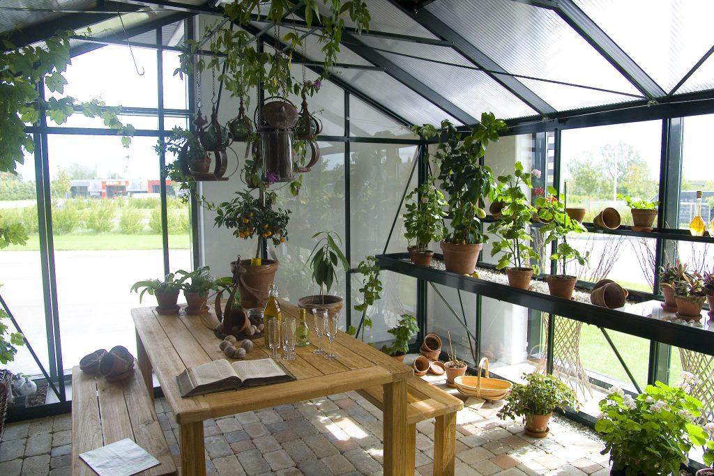 Kaip įsirengti šiltnamį Hygge Gardenis