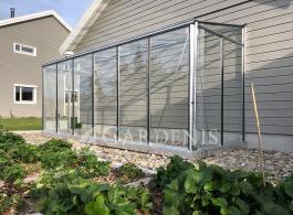Šiltnamis-prie-sienos-stiklinis-aliuminis-NO-Gardenis-a