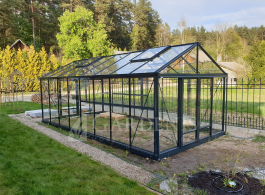 Stiklo-aliuminio-siltnamis-VENTUS-Gardenis-waxthus-drivhus-siltumnica-szklarnia