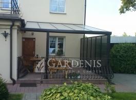 stogine veranda terasai – Gardenis