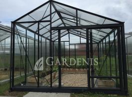 Stiklinis siltnamis Juna – Gardenis