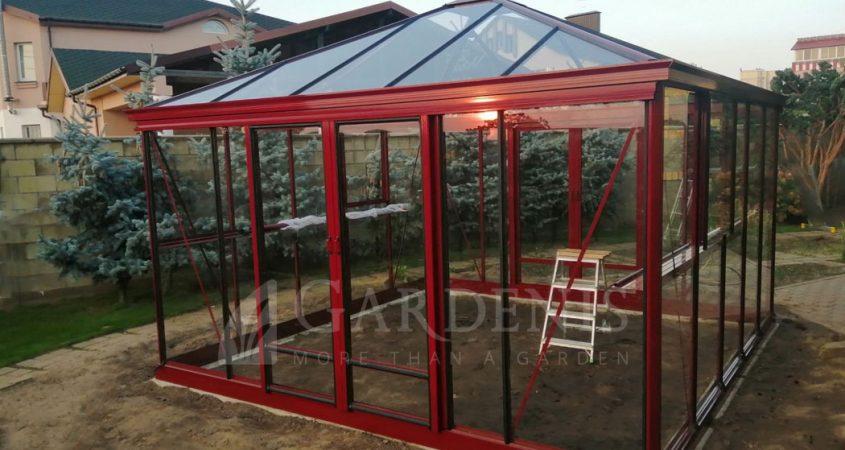 TETRA greenhouse Gardenis