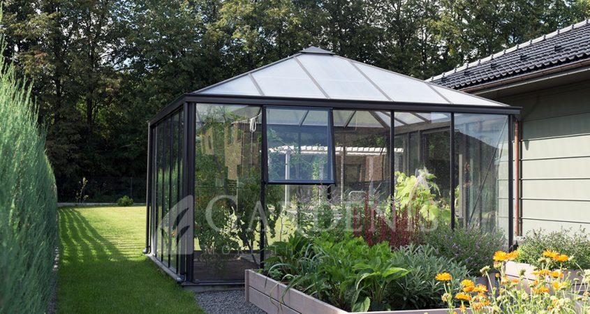 Tetra garden room sodo kambarys siltnamis