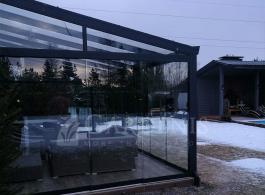 Bereme-sistema-verandai-stiklas-Gardenis