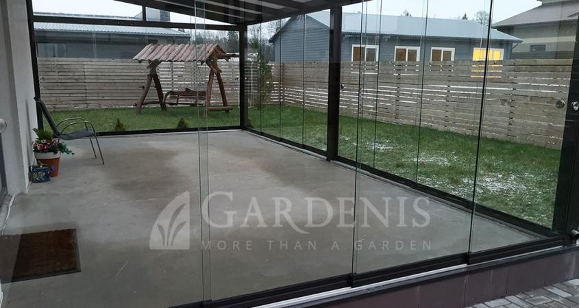 Bereme-verandos-terasos-stiklinimo-sistema-Gardenis-a