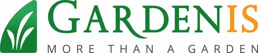 Gardenis logotipas