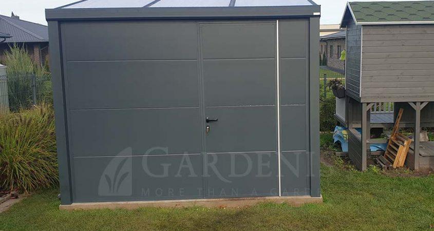 ALTO-1 sandeliukas garden cabin Gardenis a
