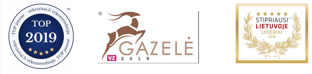 Gardenis veiklos vertinimas 2019 m